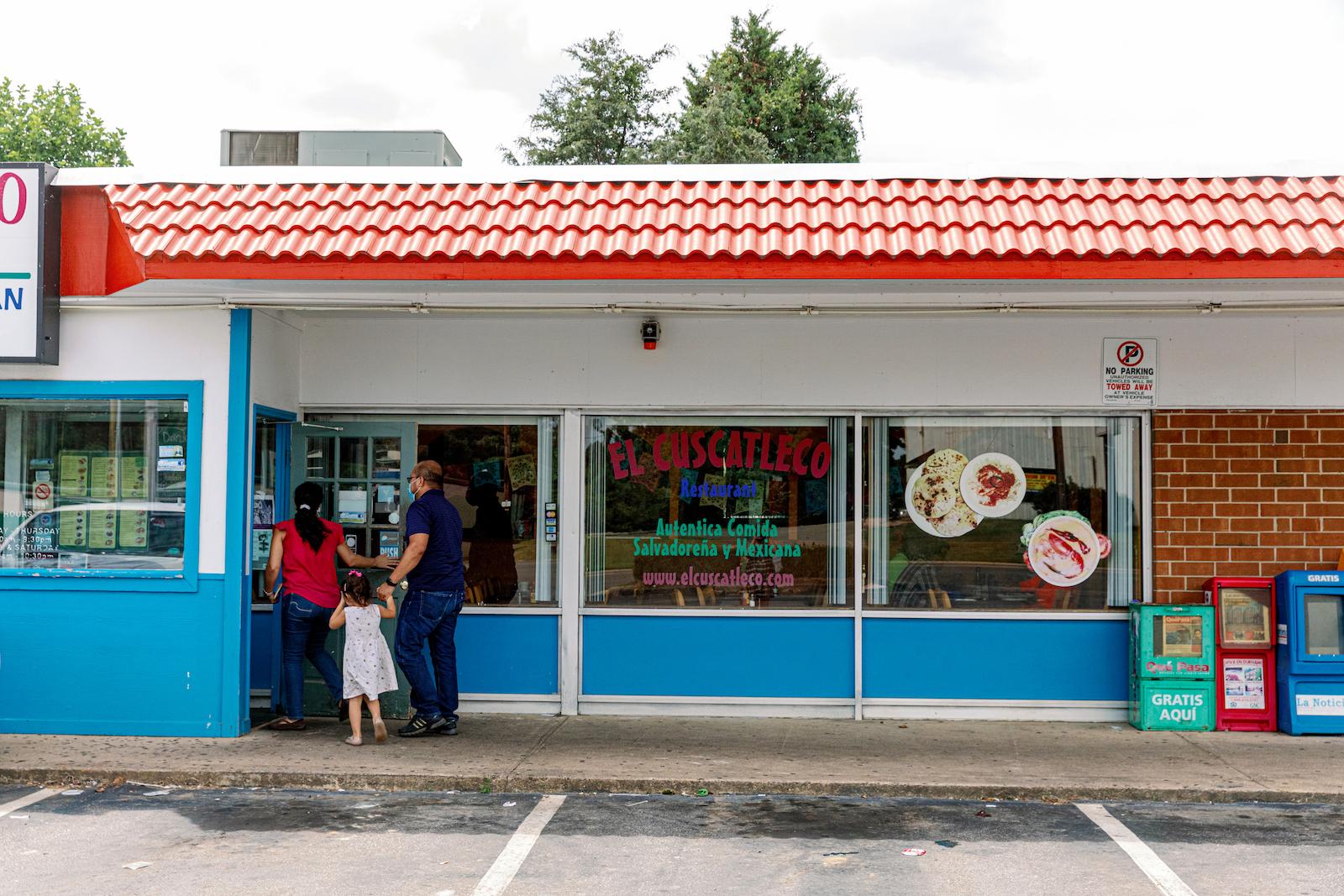 El Cuscatleco brings the flavors of El Salvador to Durham