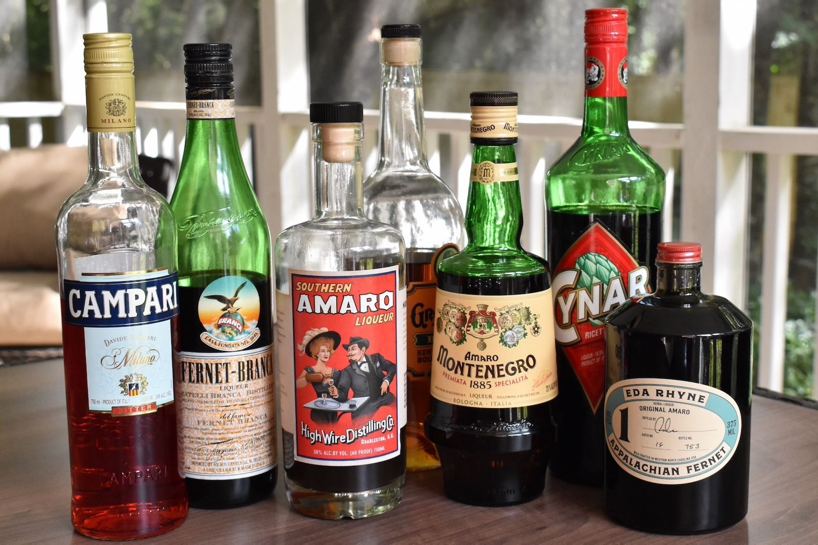 Bittersweet amari are jumping from after-dinner drink to crucial cocktail component here in the Carolinas
