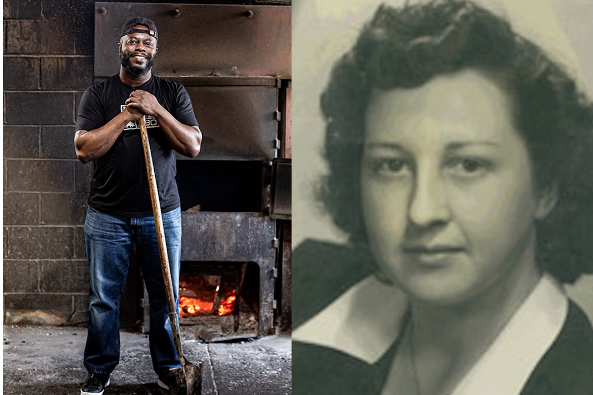Rodney Scott and Lyttle Bridges Cabiness were just inducted into the Barbecue Hall of Fame