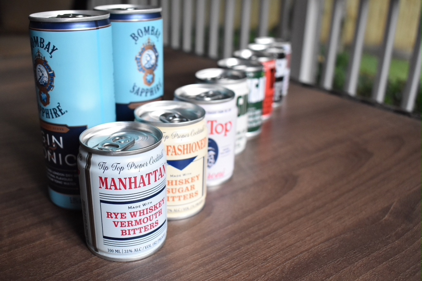 A new generation of ready-to-drink products are making canned cocktails cool again