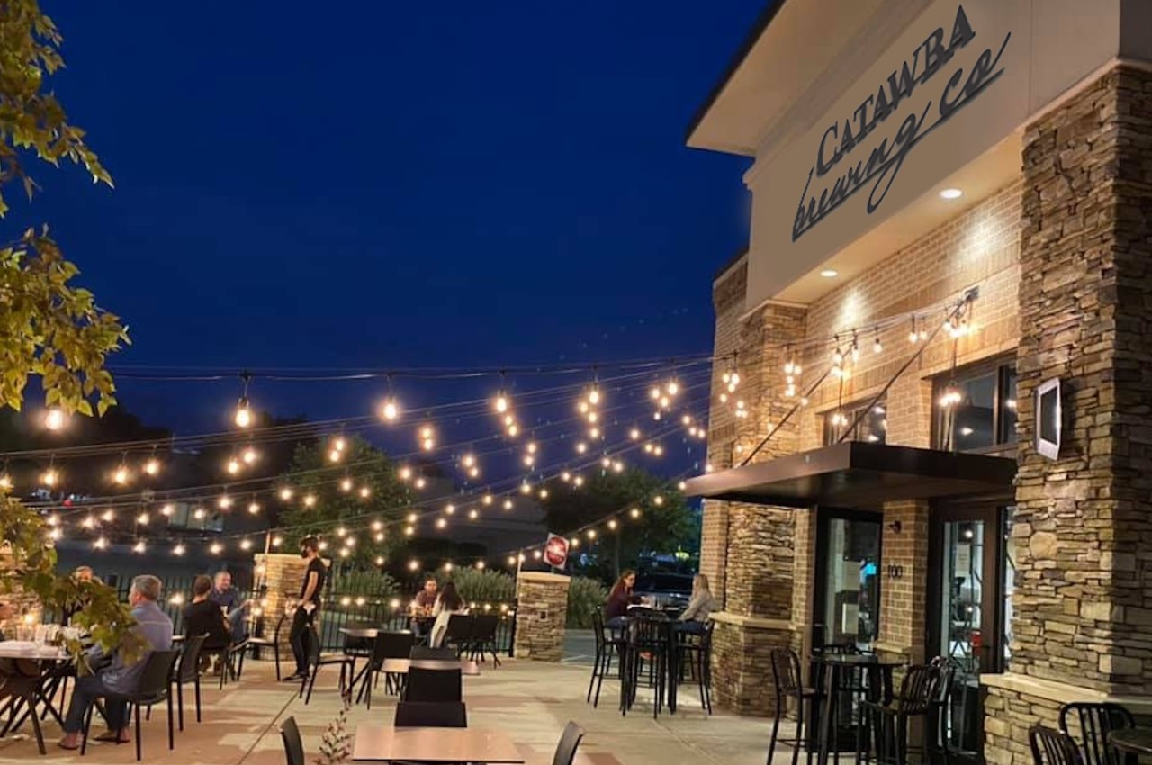 Catawba Brewing opened its most recent taproom in Wilmington in February 2021