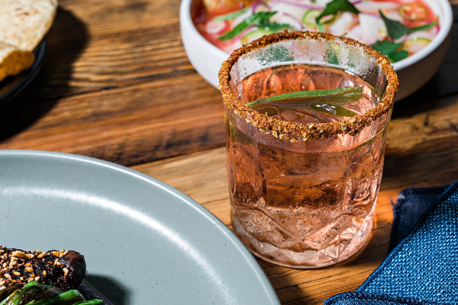 Tequila and mezcal cocktails will accompany regional Mexican dishes at the forthcoming Maya on Upper King