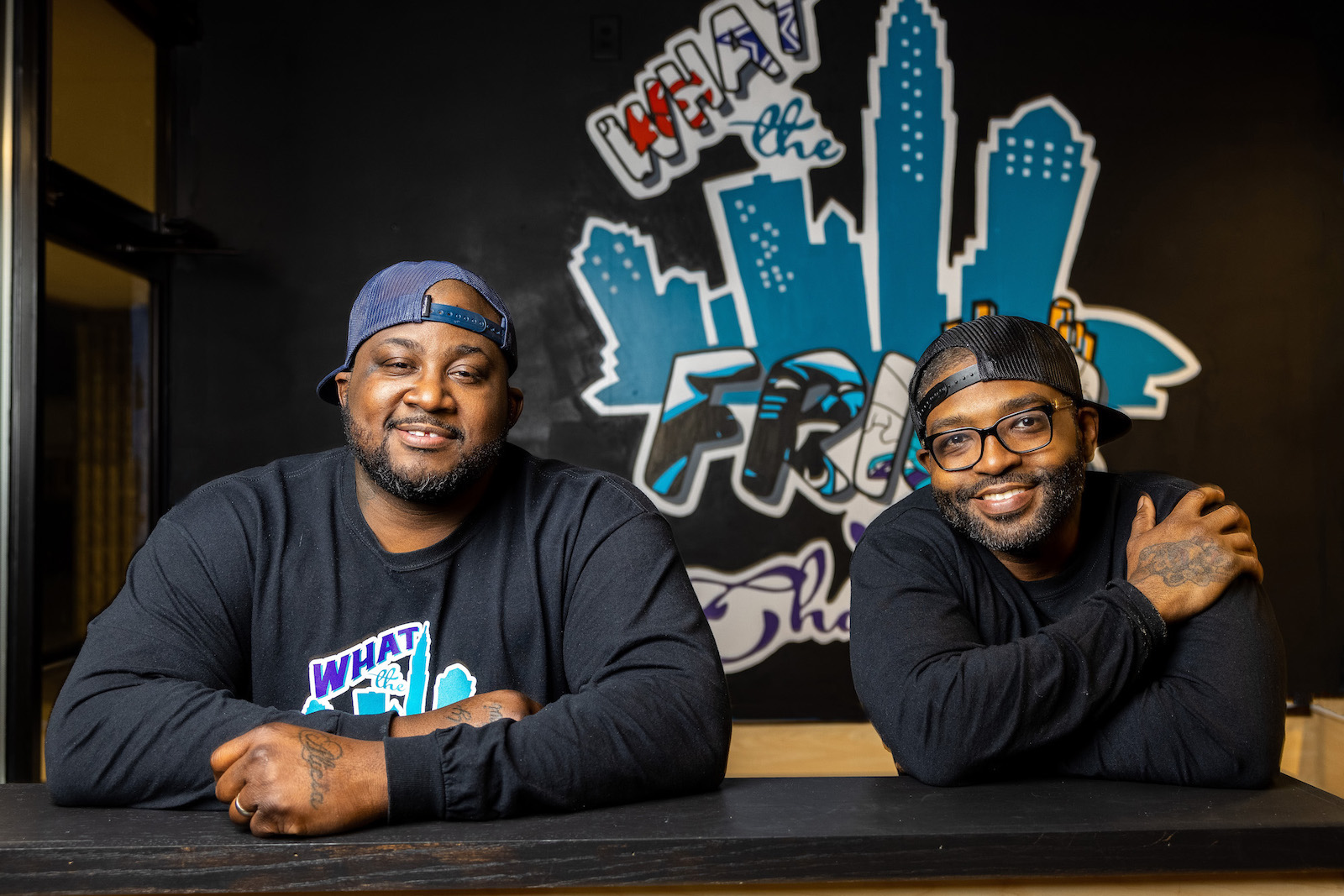 During the pandemic, Jamie Barnes and Greg Williams of the What the Fries food truck opened their first brick-and-mortar restaurant in a former CiCi's Pizza