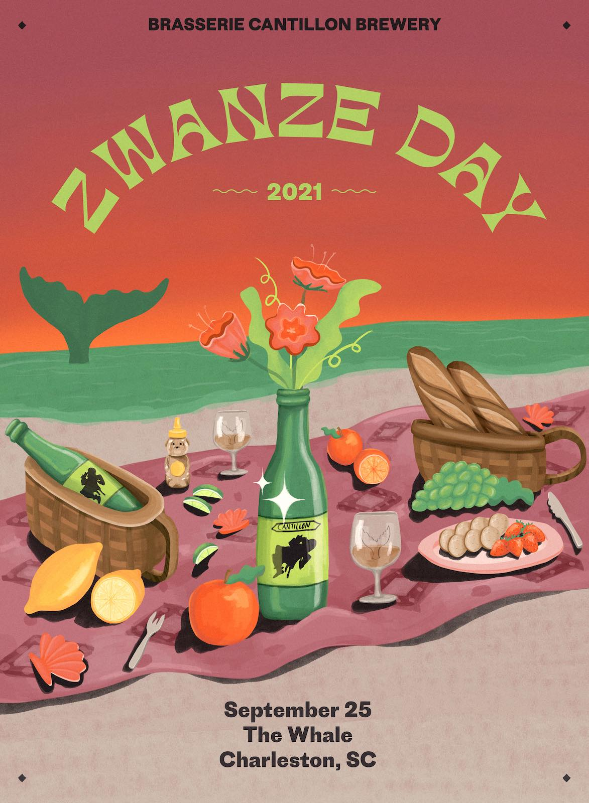 Zwanze Day is coming